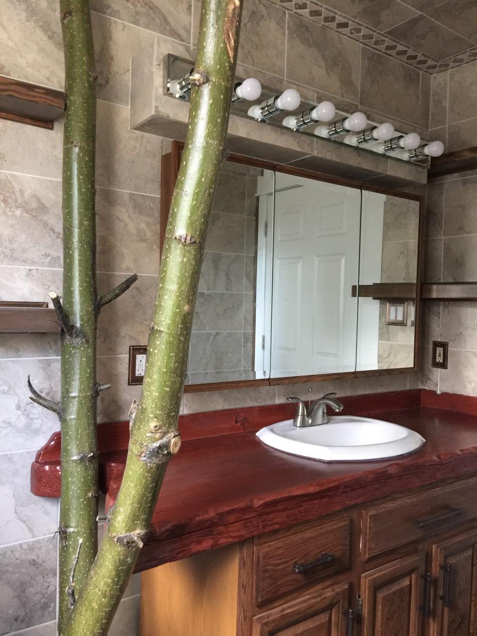 custom bathroom renovation and restoration